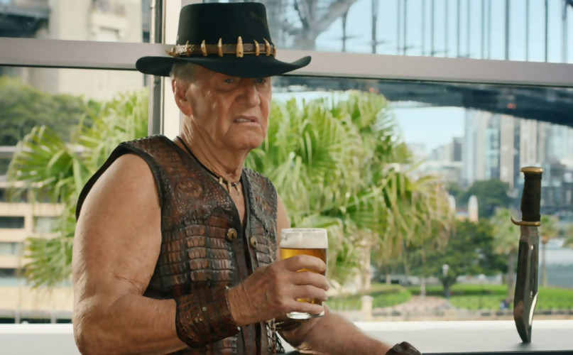 Crocodile Dundee 4 Ou The Very Excellent Mr Dundee Bande Annonce