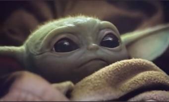 Star Wars The Mandalorian : Bébé Yoda fait craquer internet !