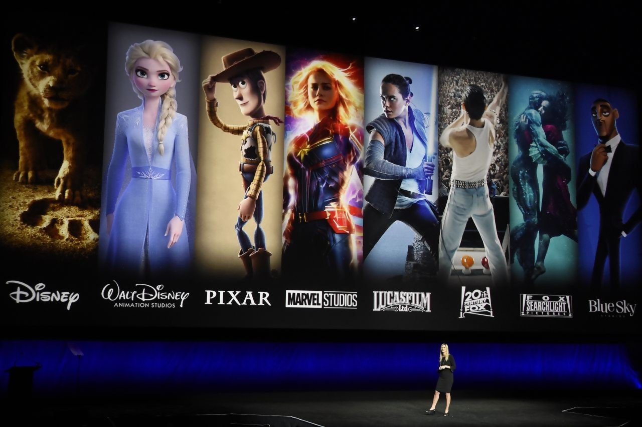 Le concurrent de Netflix en trois points — Disney