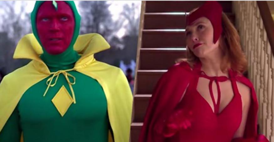 WandaVision se dévoile dans une première bande-annonce surréaliste — Marvel