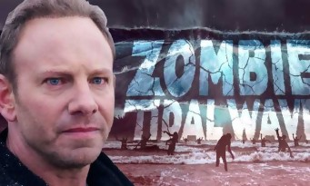 Par les créateurs de Sharknado, le raz de marée de zombies : Zombie Tidal Wave trailer