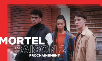 Mortel : une saison 2 en préparation pour la série Netflix. Toutes les infos !