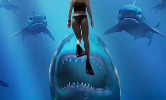 Peur Bleue 3 (Deep Blue Sea 3) : encore plus de carnage et de requins cet été (bande-annonce + extraits)