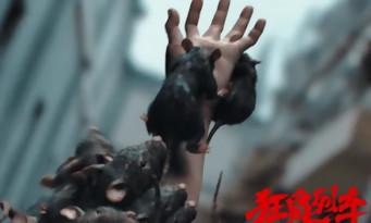 Rat Train : après les zombies, ce sont des rats qui attaquent un train -horreur teaser