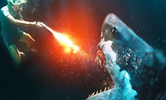 Great White : requin tueur géant en Australie cet été (bande-annonce)