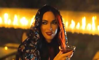 Megan Fox et Debby Ryan en vampires pour Netflix (Night Teeth bande-annonce)
