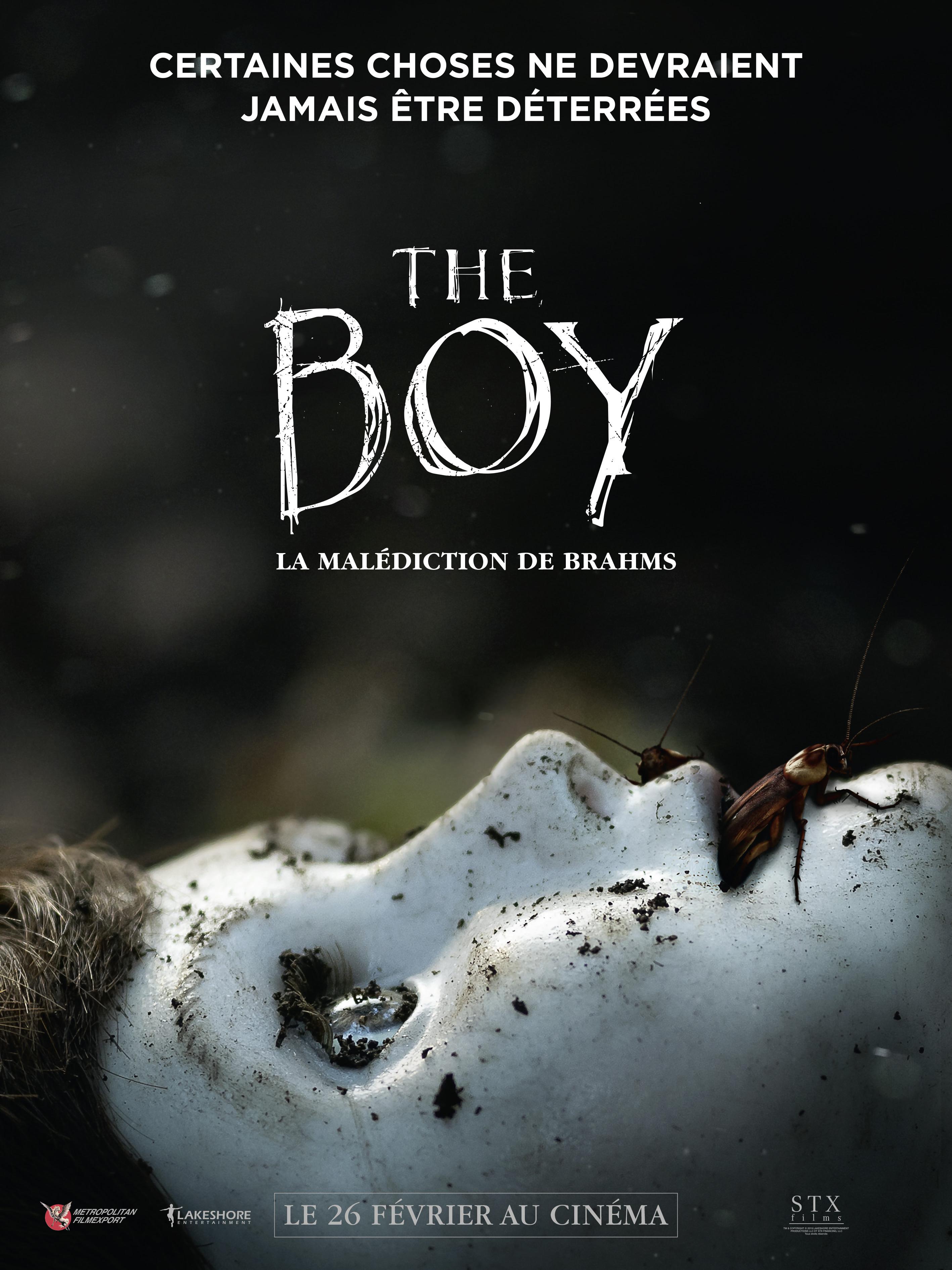 The Boy 2 : La malédiction de Brahms, l'horreur continue (bande ...