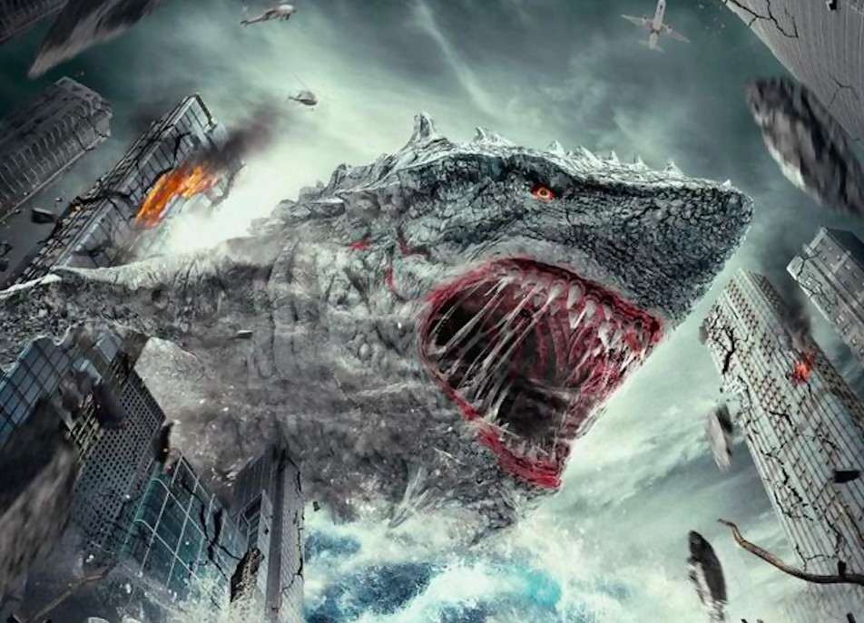Land Shark Un Requin Mutant Gigantesque Attaque La Chine Bande Annonce