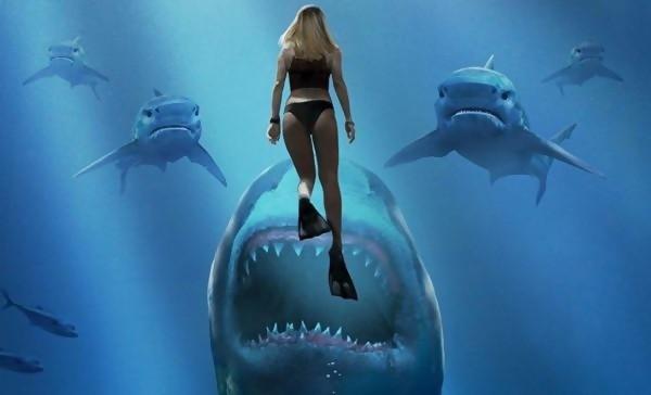 Peur Bleue 2 Les Requins Sont De Retour Bande Annonce