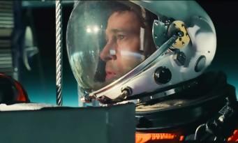 Ad Astra : Brad Pitt astronaute à la recherche de Tommy Lee Jones (bande-annonce)