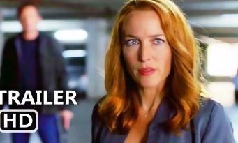 THE X-FILES saison 11 : la fin du monde pour Fox Mulder et Dana Scully (teaser)