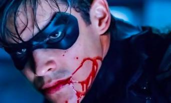 Titans  : une saison 2 musclée avec Superboy et Bruce Wayne (bande-annonce)