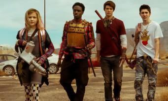 Daybreak : des zombies, des barbares et l'Apocalypse au lycée pour Netflix (bande-annonce)