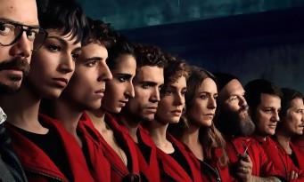 La Casa de Papel 4 : Le serveur de Netflix bug face à la demande. Les fans dégoûtés !