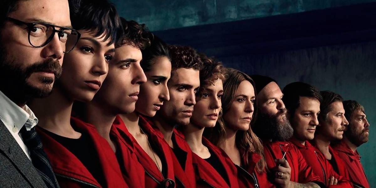 Casa De Papel 4 Le Serveur De Netflix Bug Face A La Demande Les Fans Degoutes