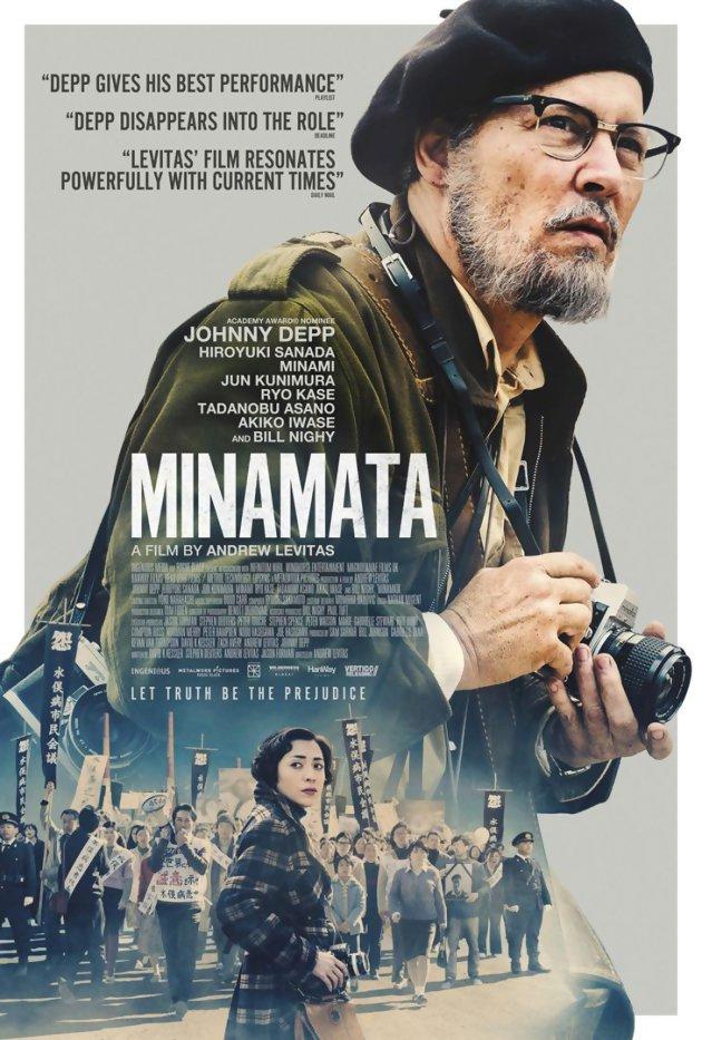 Johnny Depp méconnaissable dans la bande-annonce de Minamata