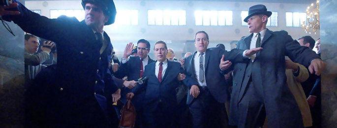 The Irishman : la bande-annonce du Martin Scorsese avec De Niro, Al Pacino, Joe Pesci