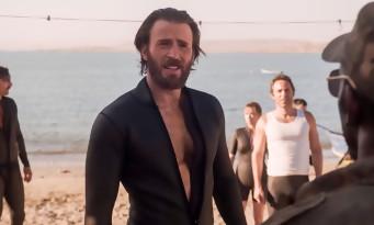 Après Captain America, Chris Evans devient espion pour Netflix dans Operation Brothers
