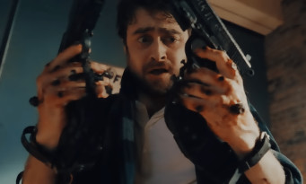 Guns Akimbo : le John Wick WTF à la Mortal Kombat de Daniel Radcliffe (bande-annonce)