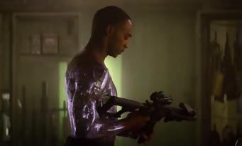 Anthony Mackie (Avengers) est un nouvelle race de Terminator pour Netflix (bande-annonce)