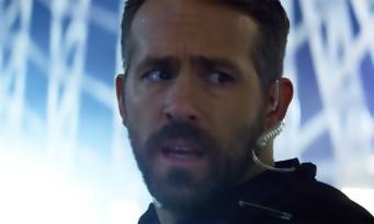 6 Underground : la bande-annonce finale du blockbuster Netflix de  Ryan Reynolds