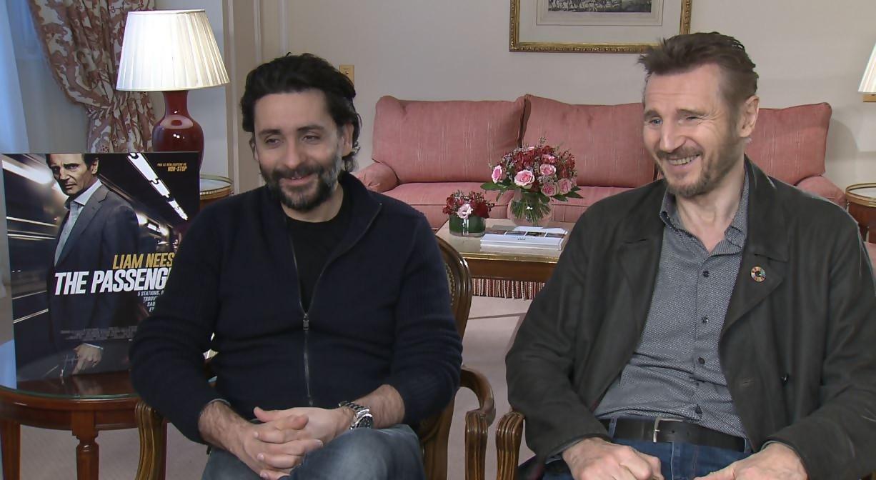 """Liam Neeson : """"Je n'arrête pas les films d'action ..."""