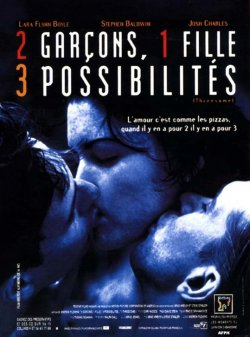2 Garçons, 1 fille, 3 possibilités