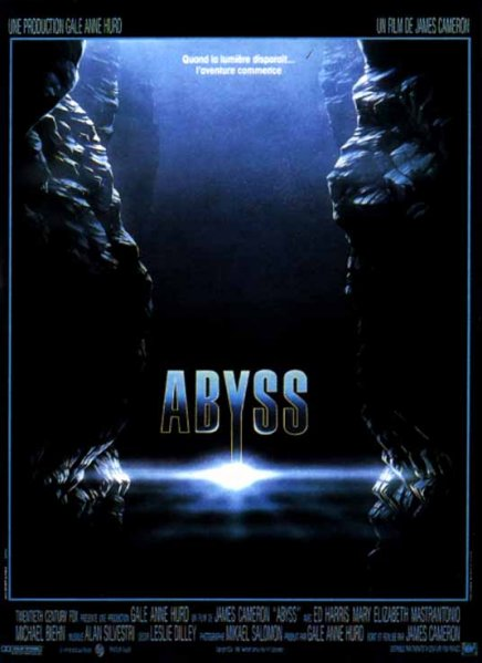 Abyss de James Cameron en blu-ray : premières rumeurs
