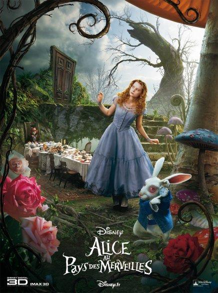 Pas de suite pour Alice au pays des merveilles selon Tim Burton