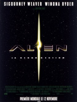 Alien, la resurrection
