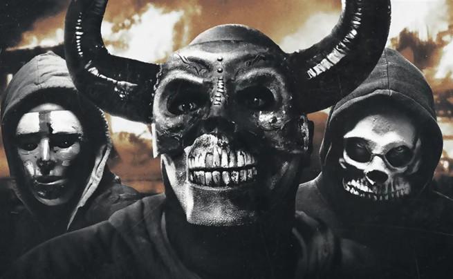 American Nightmare 5 (The Forever Purge) : meilleur film d'horreur sur netflix