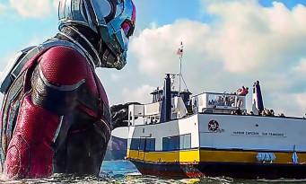 ANT-MAN 2 : gigantesque trailer pour le super-héros Marvel