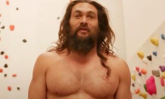 """Aquaman 2 : Jason Momoa blessé sur le tournage """"Je suis un super-héros âgé"""""""