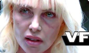 ATOMIC BLONDE : Charlize Theron ultra badass pour le réal de John Wick