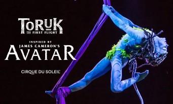 Avatar débarque en France grâce au Cirque du Soleil (Toruk la bande-annonce)