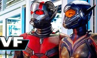 ANT-MAN 2 : la bande annonce est là ! Du fun et de l'action !
