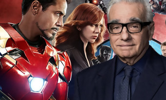 """Les réalisateurs d'Avengers contre attaquent : """"Le cinéma n'appartient pas à Scorsese"""""""
