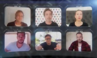 Les six AVENGERS originaux viennent de se retrouver ! Avengers Assemble !