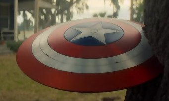 Captain America : une photo du costume du nouveau Captain America de Marvel