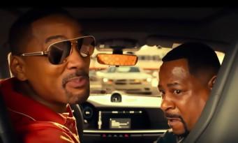 Will Smith tacle Gemini Man et les suites de Men In Black sur la promo de Bad Boys 3