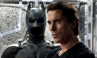 BATMAN : Christopher Nolan a refusé de tourner un 4e Batman. Christian Bale explique pourquoi