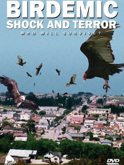 Panic Cinema : Projection de Birdemic