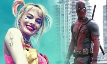 Le papa de Deadpool balance sur Birds Of Prey et Harley Quinn/Margot Robbie
