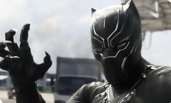 BLACK PANTHER - une première bande-annonce impressionnante pour le héros Marvel