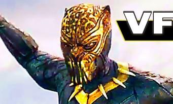 BLACK PANTHER : nouvelle bande-annonce impressionnante pour Marvel !