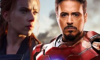 Iron Man dans le film Black Widow ? Robert Downey Jr répond à la rumeur