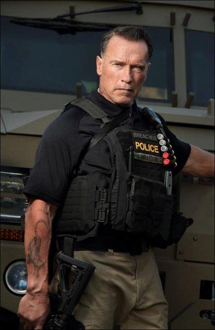 Ten : le film avec Arnold Schwarzenegger (2014)