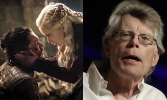 Stephen King défend Game Of Thrones et explique pourquoi les fans sont si rageux