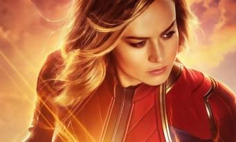 Captain Marvel dévoile ses incroyables pouvoirs dans une nouvelle bande-annonce