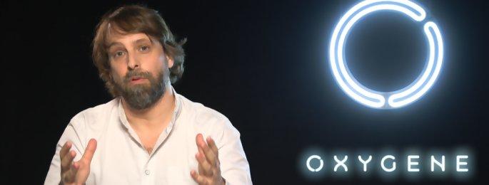 """Oxygène : """"J'ai tendance à imaginer le pire. D'où mes films"""" Alexandre Aja"""